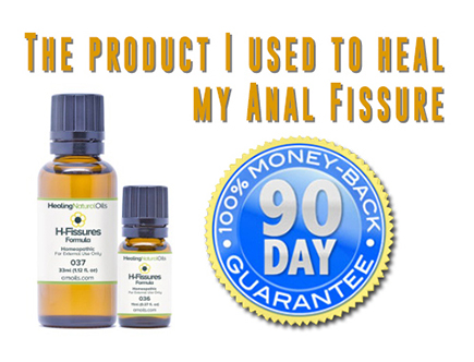 H-Fissures Natural Oil